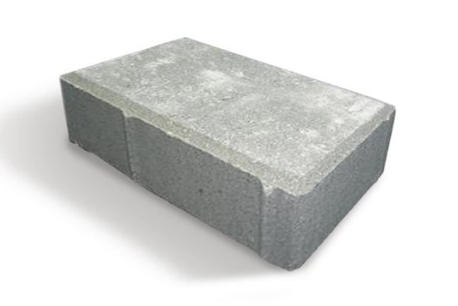Литая бетонная брусчатка