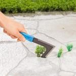 Как избавиться от травы между тротуарной плиткой - способы удаления