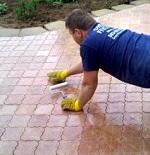Ремонт тротуарной плитки - можно ли сделать своими руками