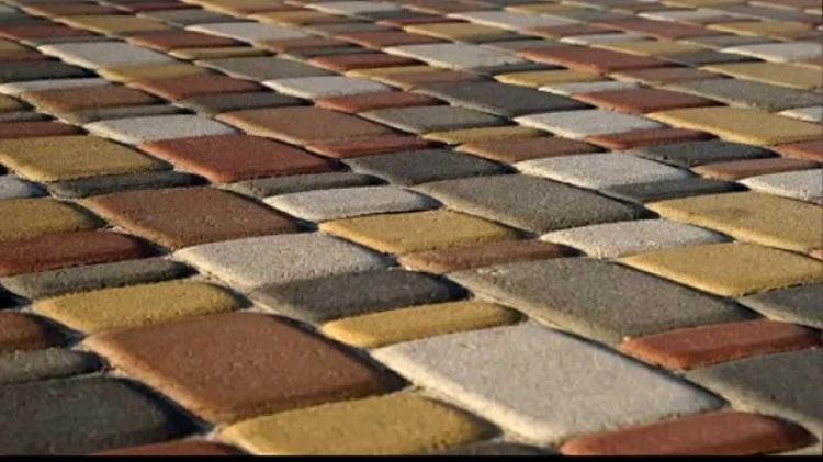 Производство тротуарной плитки в домашних условиях - инструкция по изготовлению